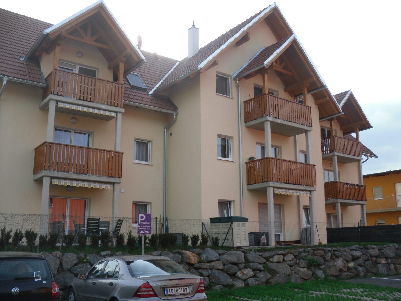 Holler Wohnbau Martinsgasse