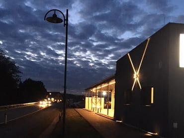 Prasser Tillmitsch, Neubau Restaurant, Elektroplanung, Installationstechnik, KNX-Steuerung, Lichttechnik