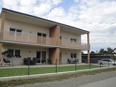 Wohnhausanlage Ruhdorfer in Leibnitz, Neubau Wohnhaus, Elektroplanung, Installationstechnik